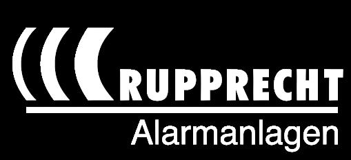 Logo - Rupprecht Alarmanlagen aus Hamm - Seit mehr als 35 Jahren auf elektronische Sicherheitssysteme spezialisiert.