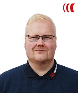 Stefan Blix - Rupprecht Alarmanlagen aus Hamm - Seit mehr als 35 Jahren auf elektronische Sicherheitssysteme spezialisiert.