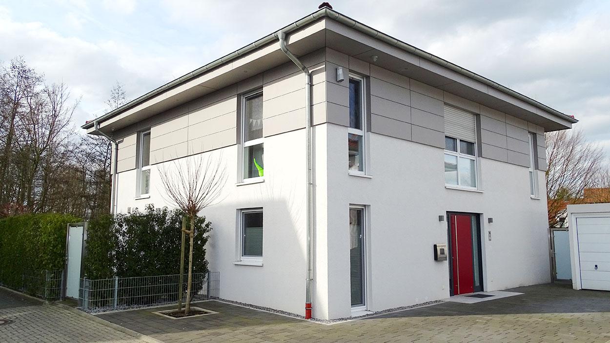 Referenz - Privatgebäude_4 - Rupprecht Alarmanlagen aus Hamm - Seit mehr als 35 Jahren auf elektronische Sicherheitssysteme spezialisiert.