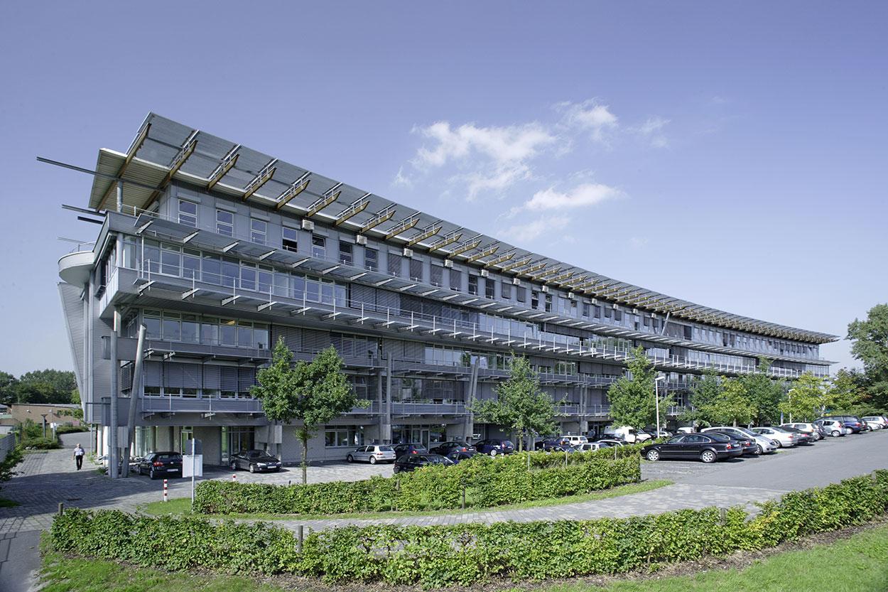 Referenz - Hamtec Haus 4, Hamm - Rupprecht Alarmanlagen aus Hamm - Seit mehr als 35 Jahren auf elektronische Sicherheitssysteme spezialisiert.