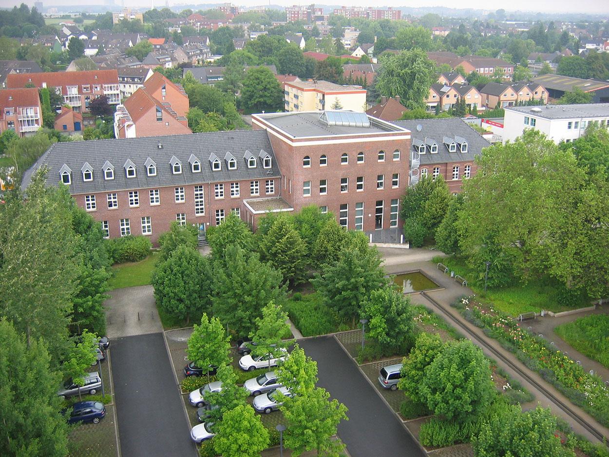 Referenz - Technopark, Kamen - Rupprecht Alarmanlagen aus Hamm - Seit mehr als 35 Jahren auf elektronische Sicherheitssysteme spezialisiert.