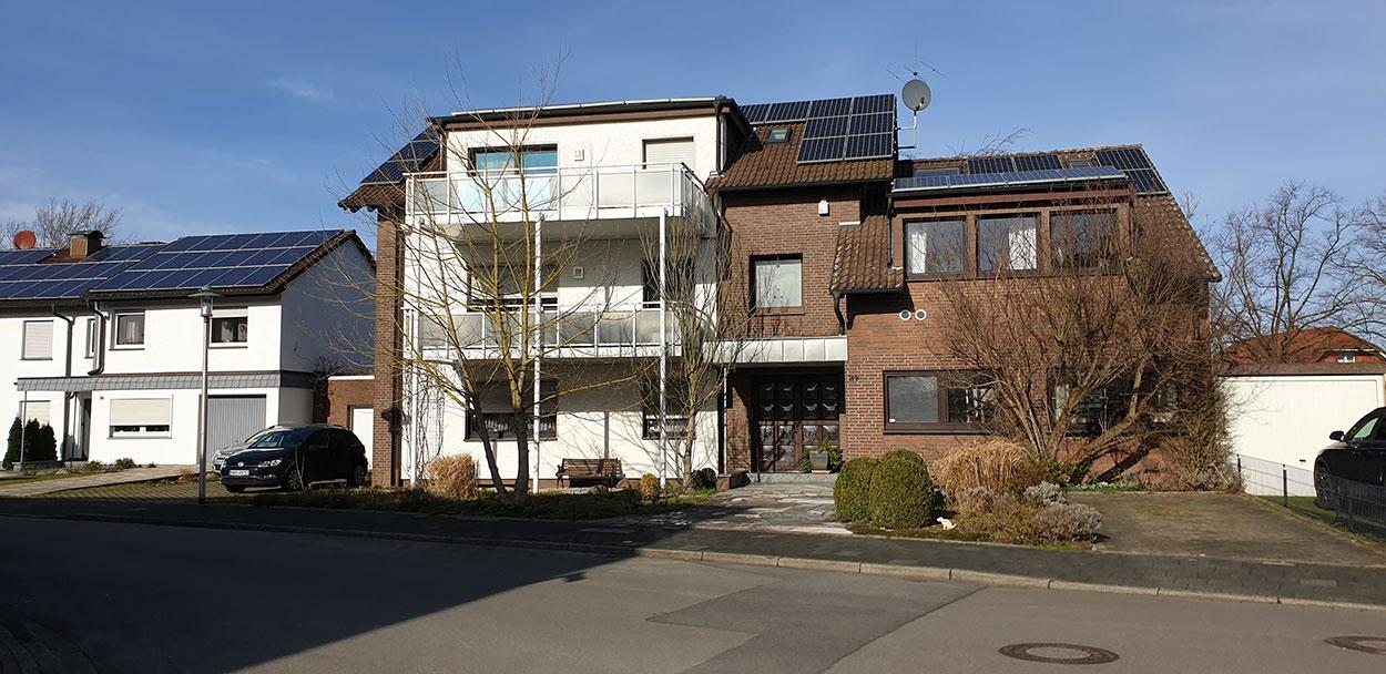 Referenz - Privatgebäude_2 - Rupprecht Alarmanlagen aus Hamm - Seit mehr als 35 Jahren auf elektronische Sicherheitssysteme spezialisiert.