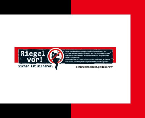 LKA - Zuständige öffentliche Behörde - Rupprecht Alarmanlagen aus Hamm - Seit mehr als 35 Jahren auf elektronische Sicherheitssysteme spezialisiert.