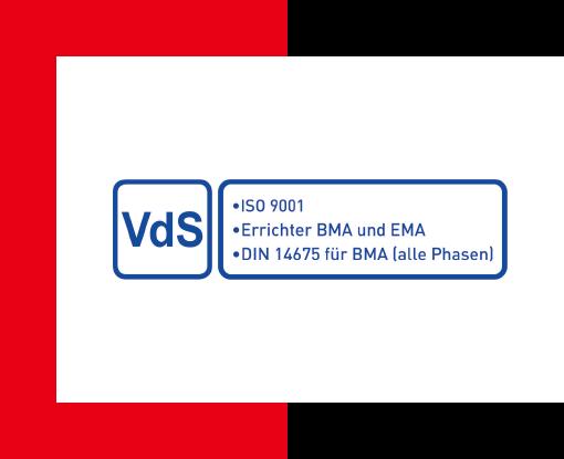 VdS - Unsere Zertifizierungsstelle - Rupprecht Alarmanlagen aus Hamm - Seit mehr als 35 Jahren auf elektronische Sicherheitssysteme spezialisiert.
